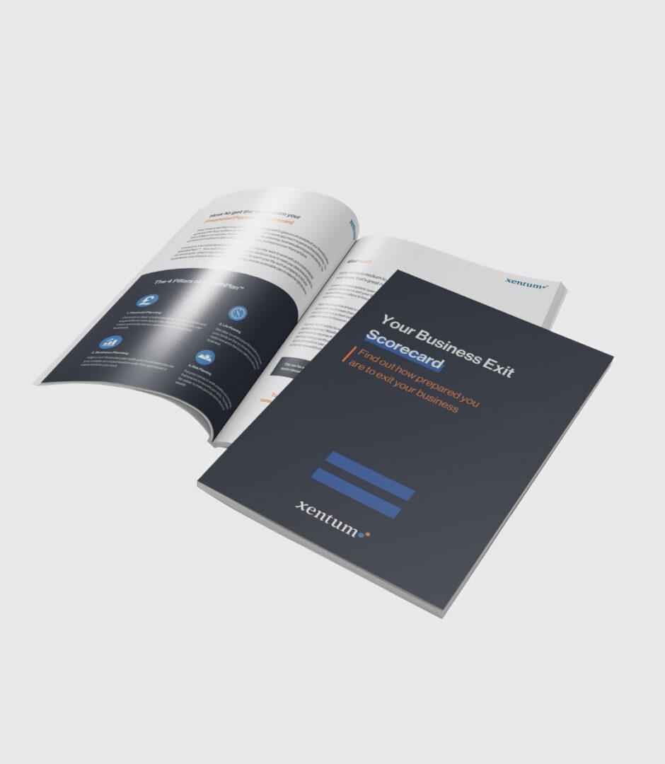 Xentum   Business Exit Scorecard