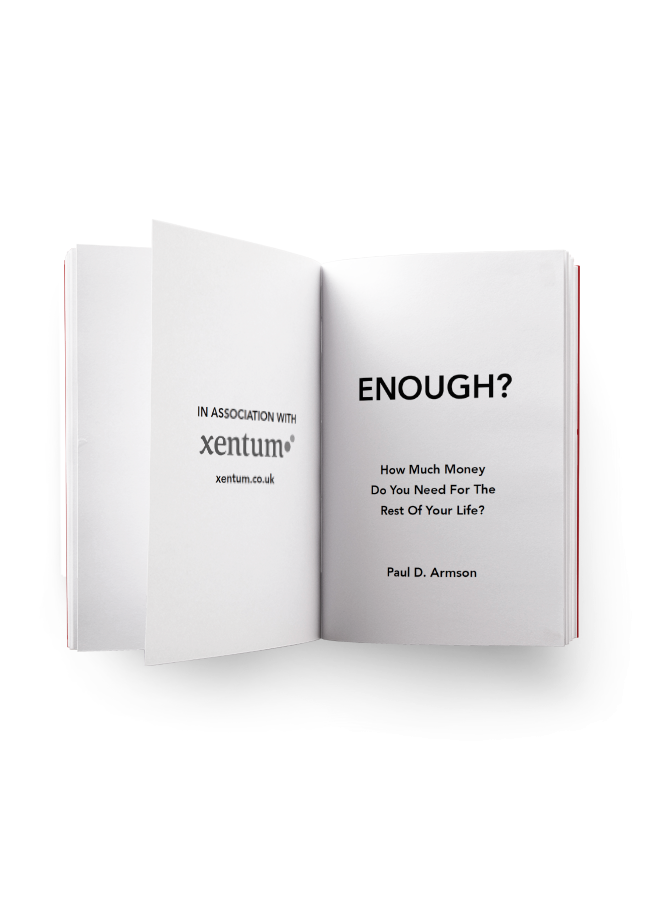 Xentum   Enough